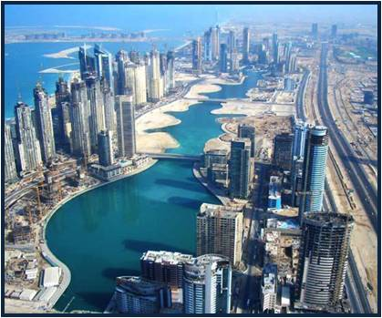 Dubai Marina Is A C City That Includes Over 50 Residential Towers Housing Apartments And Villas The Within Close Proximity To Walk At Jbr