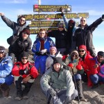 G4G - Trek to the Roof of Africa, Kilimanjaro - Trekking - July 2012 - Tanzania