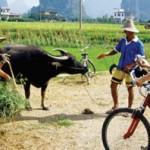 G4G - Wild Wall Challenge - Cycling & Hiking - May 2012 - China