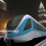 Step by step guide on using the metro in dubai.