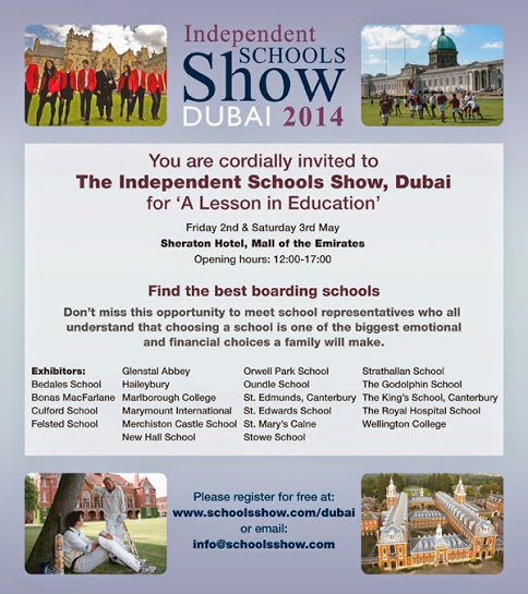 Independent Schools Show Dubai_Boarding Schools