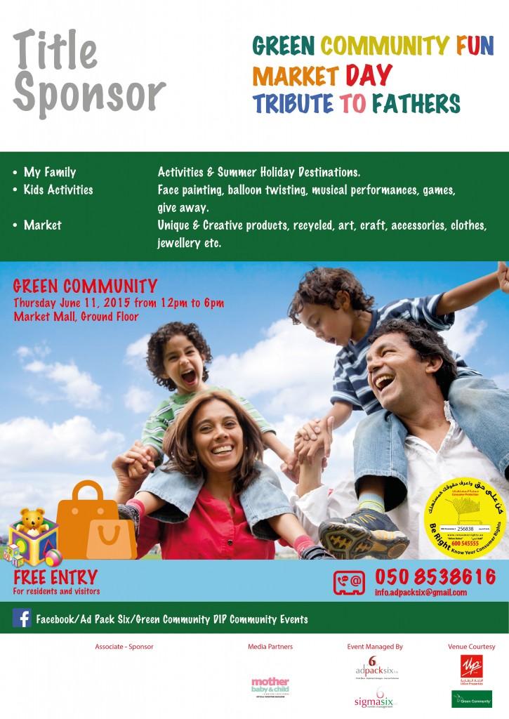 Green Community June 2015