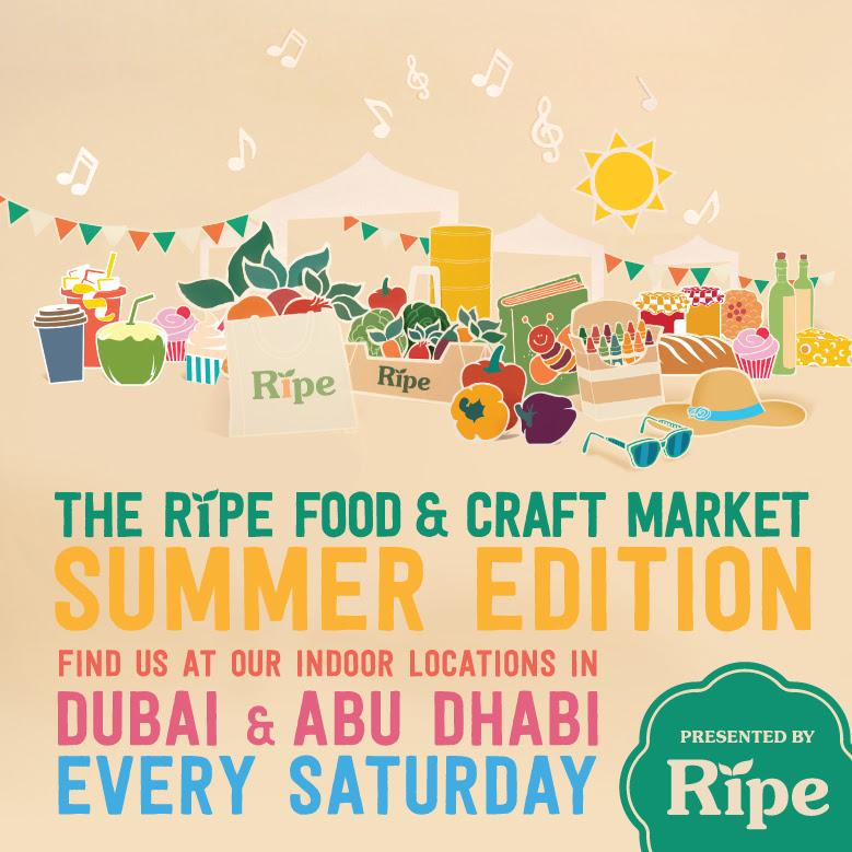 Ripe market summer 2015