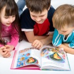 Back to School - Kids Reading