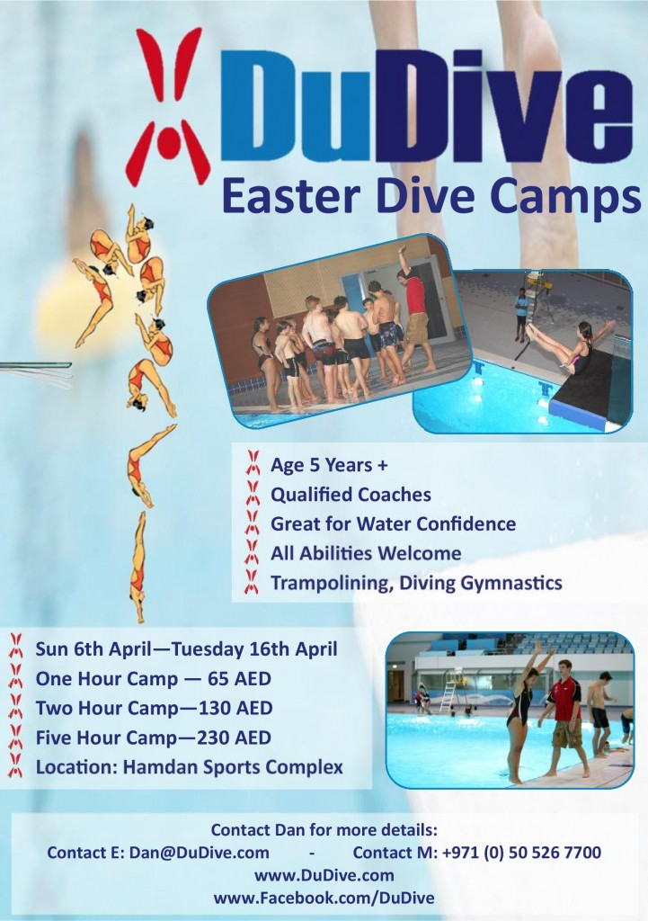 DuDive Easter Camp Flyer-1