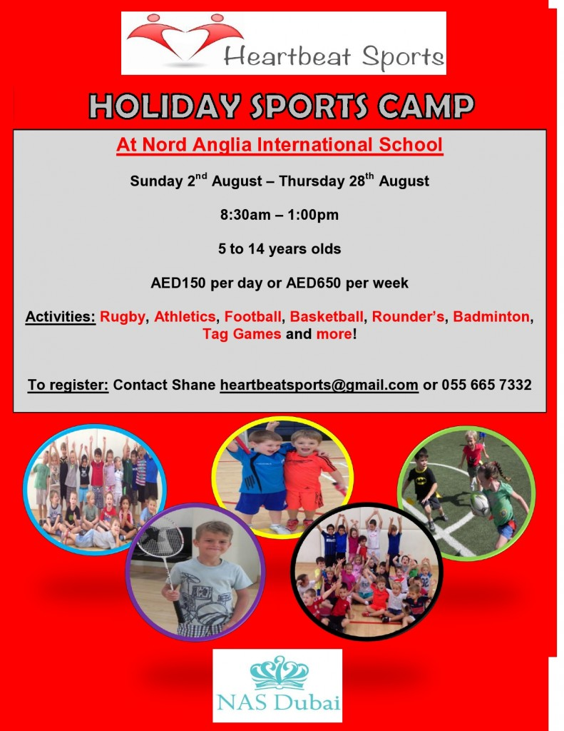 Summer Holiday Camp 2015