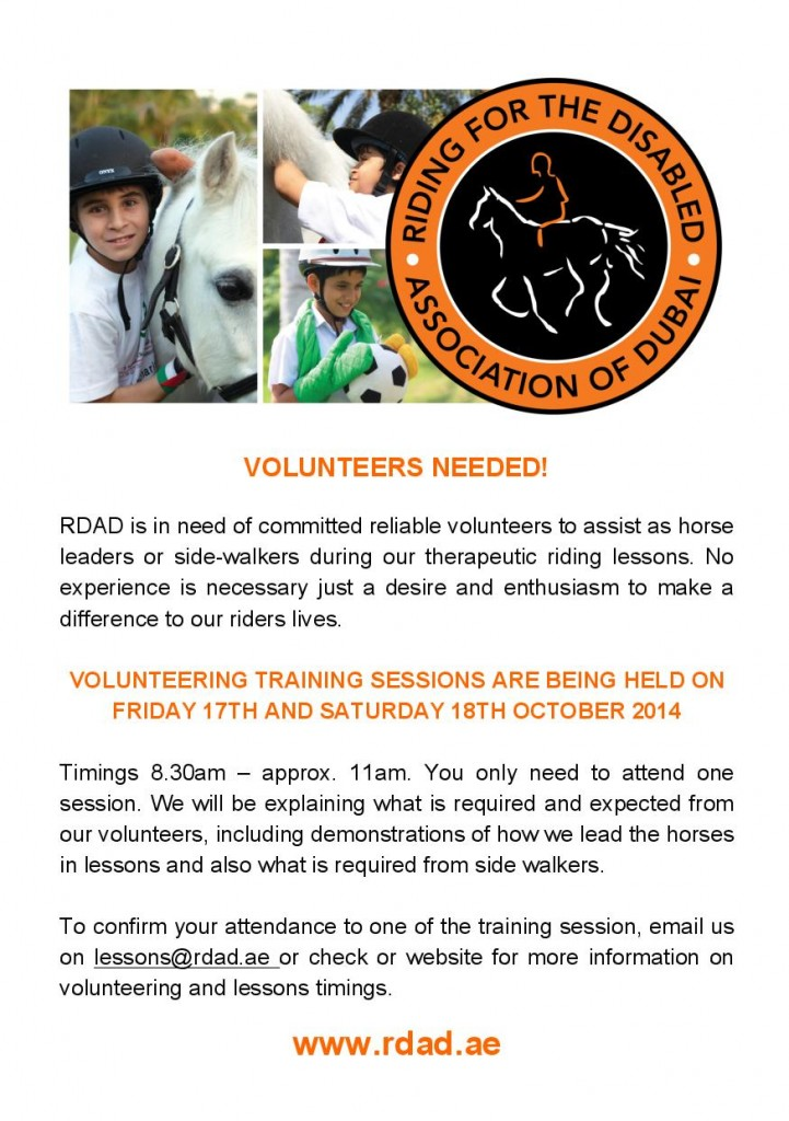 RDAD Flyer A5 WIth HR Images Volunteers needed-2-page-001