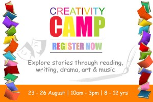 Creativity summer camp 2015