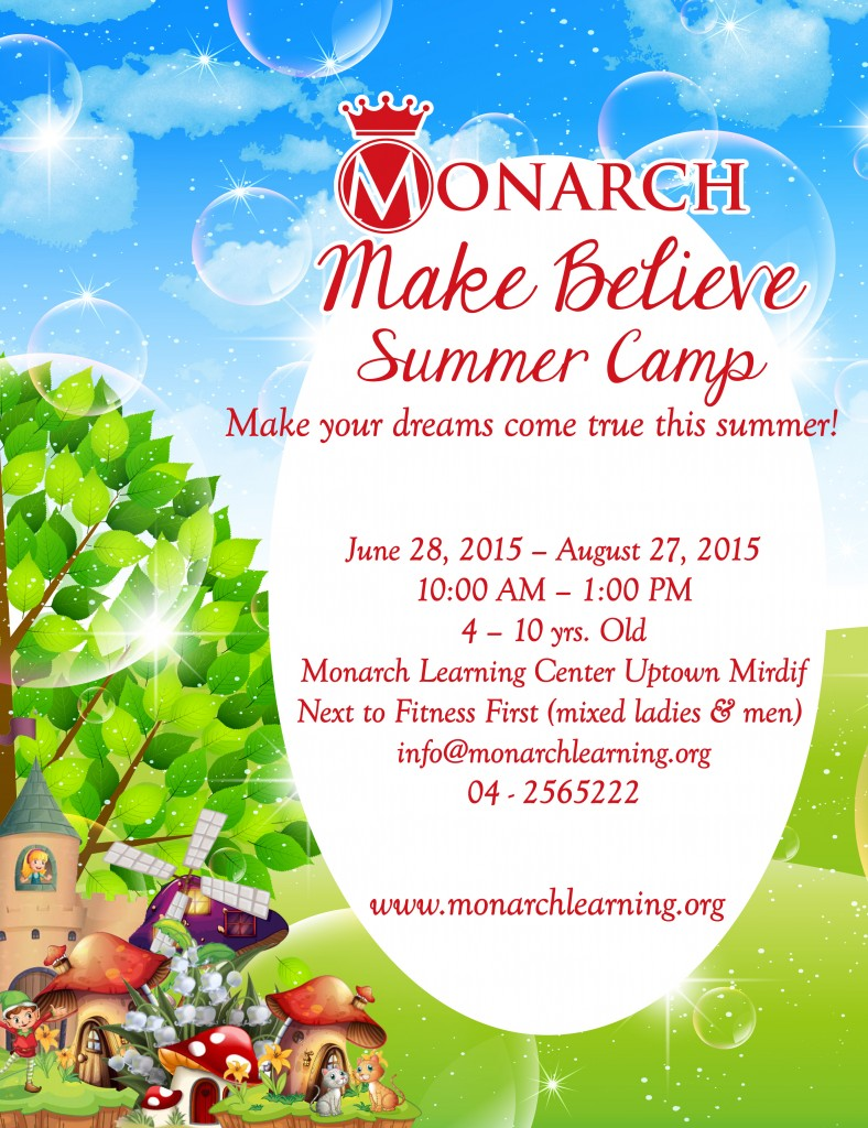 Monach Summer Camp AD 2015