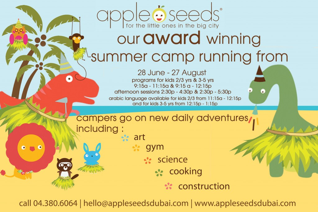 apple seeds summer_camp 2015
