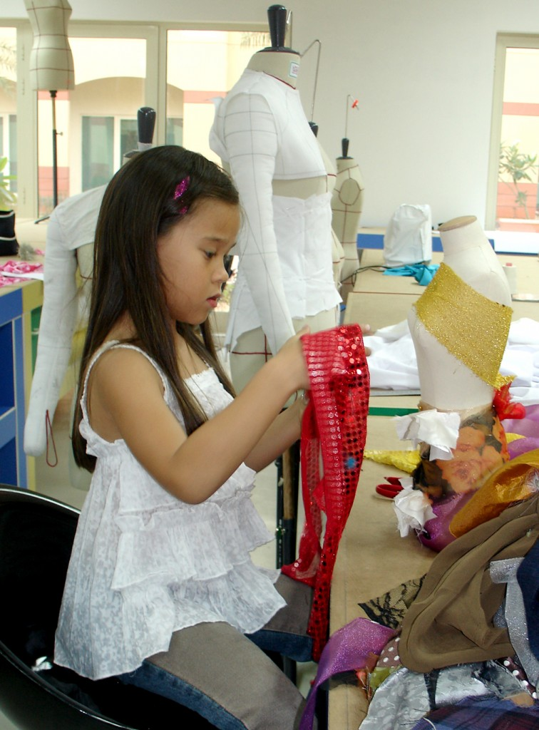 kids fashion workshop 2015