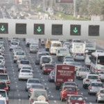 Dubai-Traffic 2015