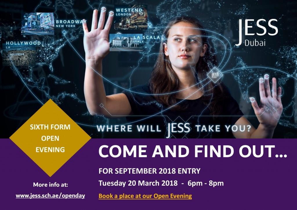 JESS Expat Echo Dubai